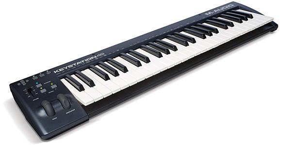 M-AudioのMIDIキーボード「Keystation」シリーズ、「Oxygen」シリーズがフルモデルチェンジ。