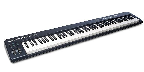 88鍵MIDIキーボード特集。