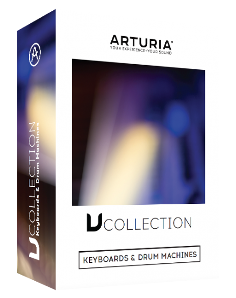 Arturiaが「V-Collection 4」を発表。