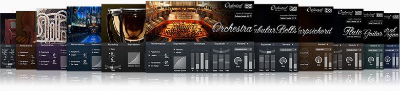 UVIがお手頃価格の総合オーケストラ音源「Orchestral Suite」をリリース。