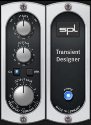 アタックとサスティンを自由自在にコントロール。便利すぎるプラグイン・エフェクト「SPL Transient Designer」