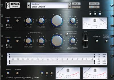音圧アップの最終兵器。Slate Digitalの「FG-X」を試す。