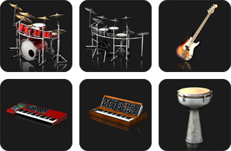 IK Multimedia SampleTank 3 Free 今週はDrums and Bassesが追加に。